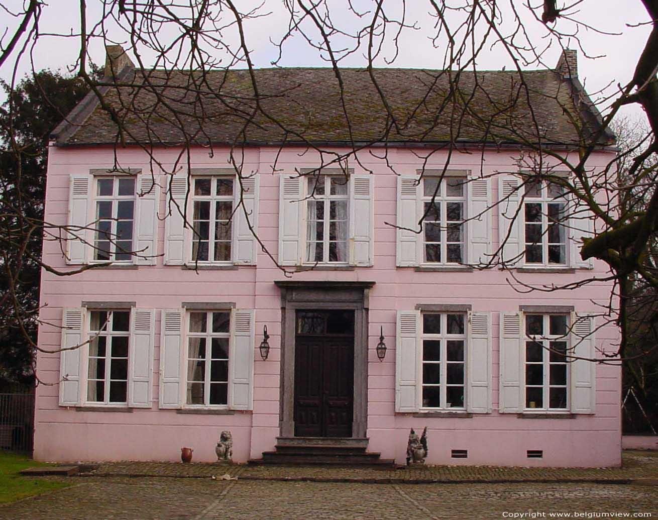 Roos huis beauvechain in bevekom belgi for Lijst inrichting huis