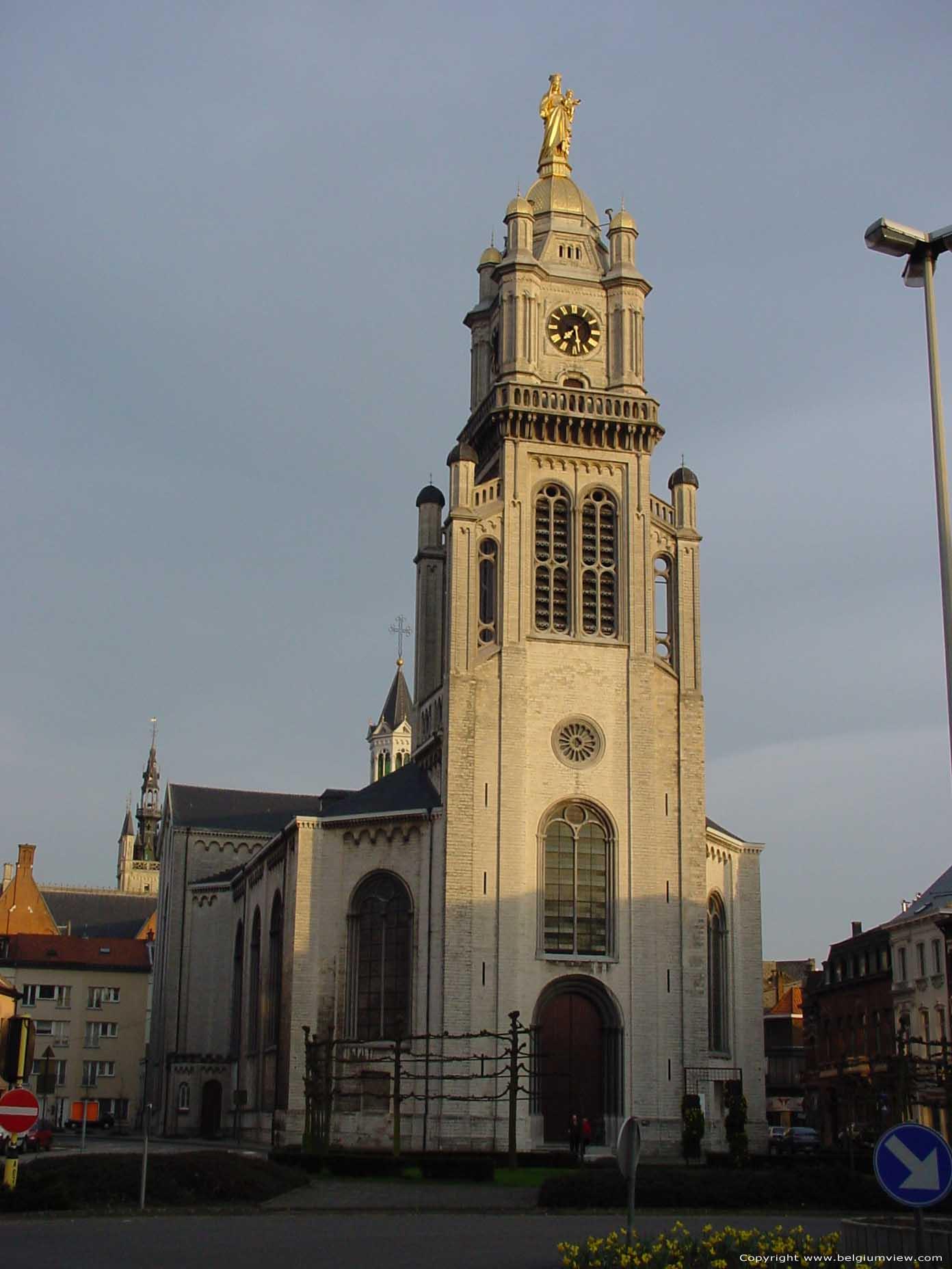 Onze Lieve Vrouw Kerk SINT NIKLAAS foto