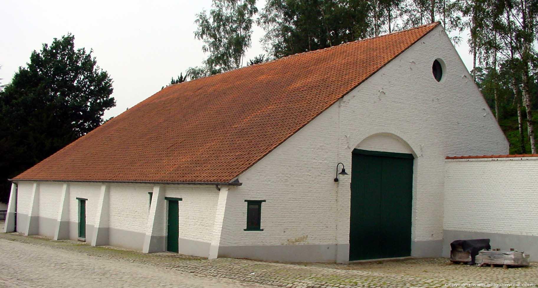 Ferme du chteau de la hulpe la hulpe photo - Cdiscount belgique ferme ...