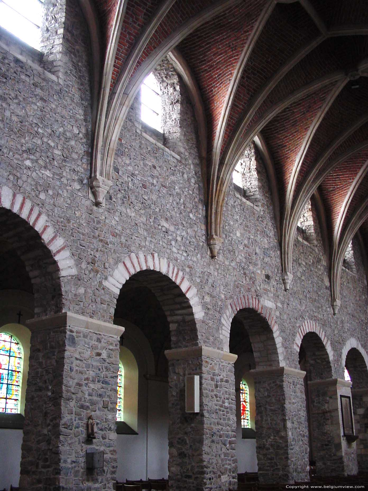 Eglise saint pierre kortessem photo for Interieur kortrijk belgium