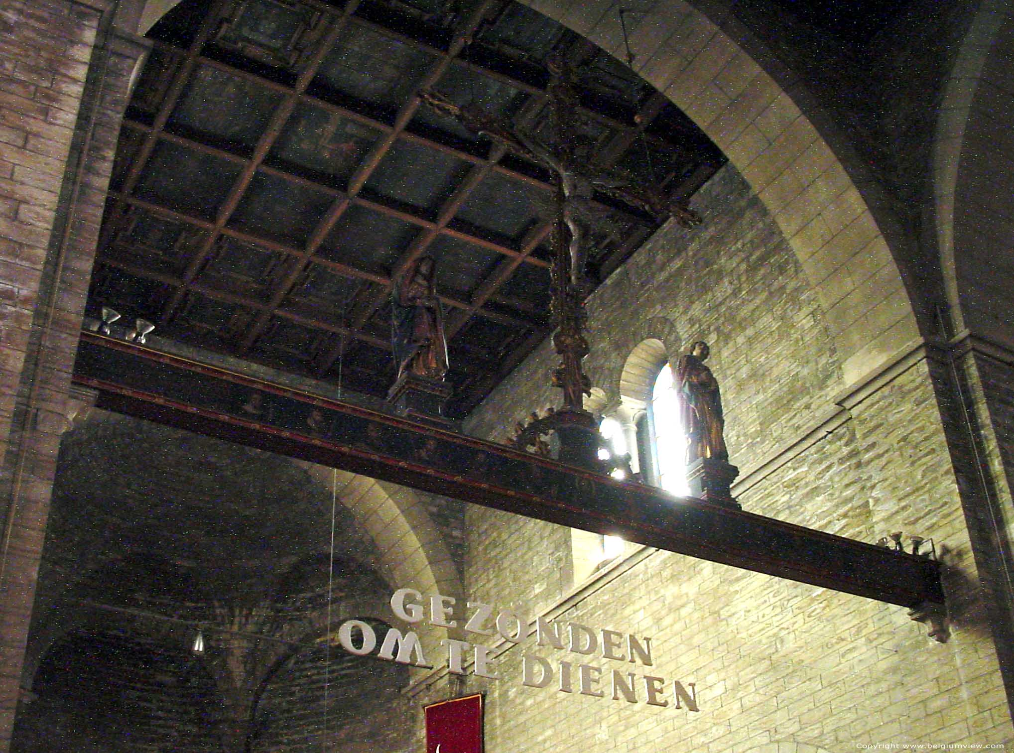 Eglise saint martin sint truiden saint trond photo for Geba interieur st truiden