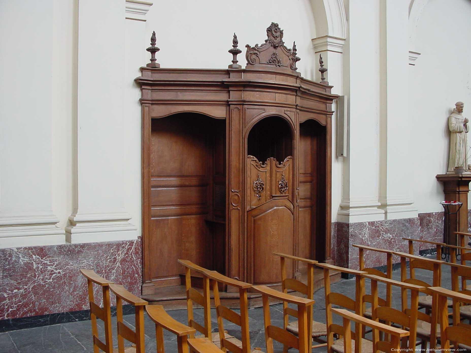 La chapelle des franciscaines soignies photo for Garage ad la chapelle bouexic