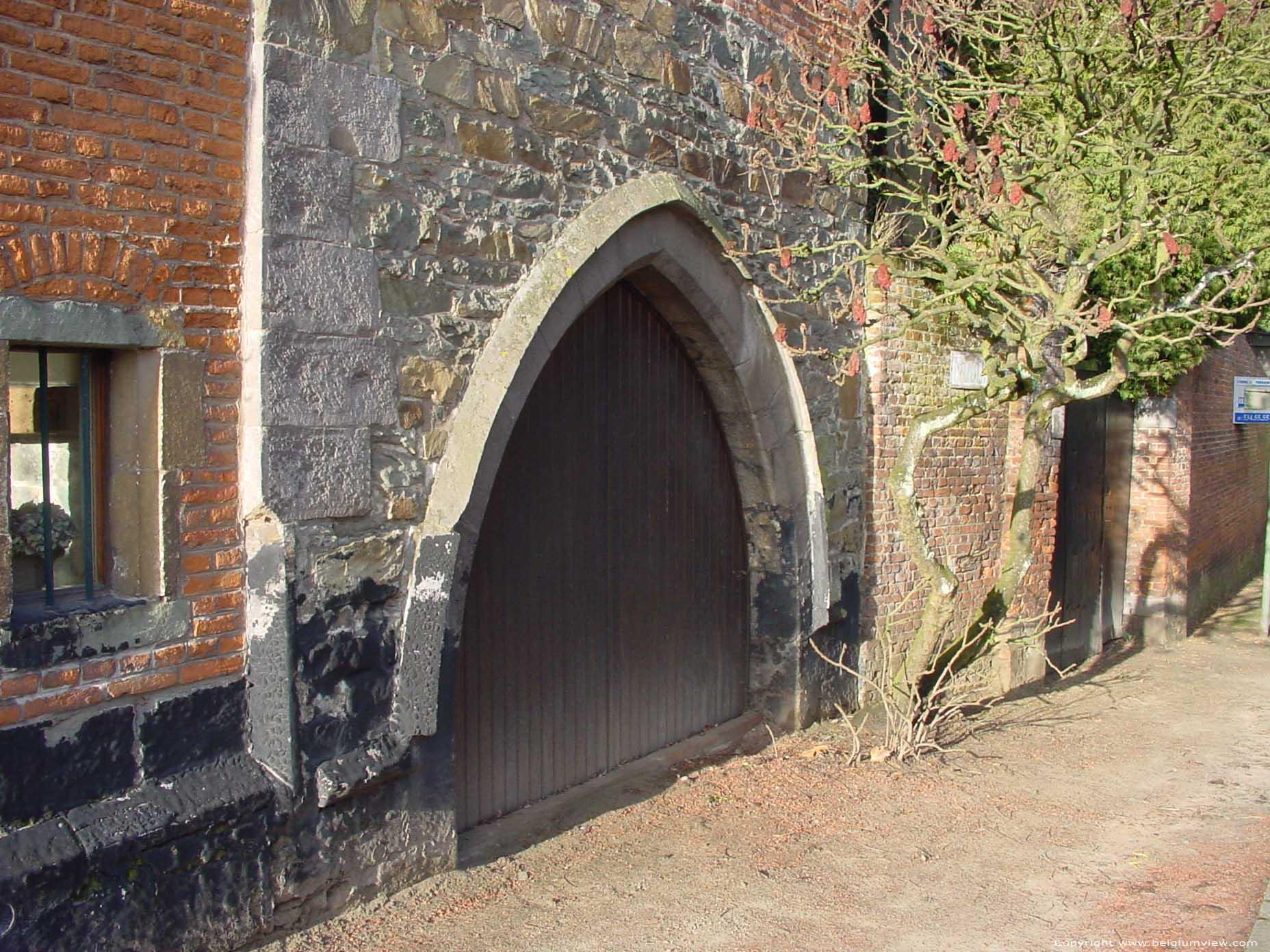 Huis van de baljuw braine le chateau kasteelbrakel foto - Foto van eigentijds huis ...