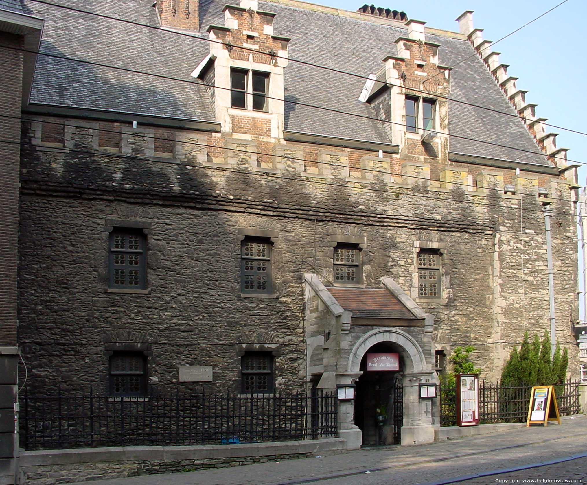 Comte de egmond gand photo - Huis van het wereldkantoor newport ...