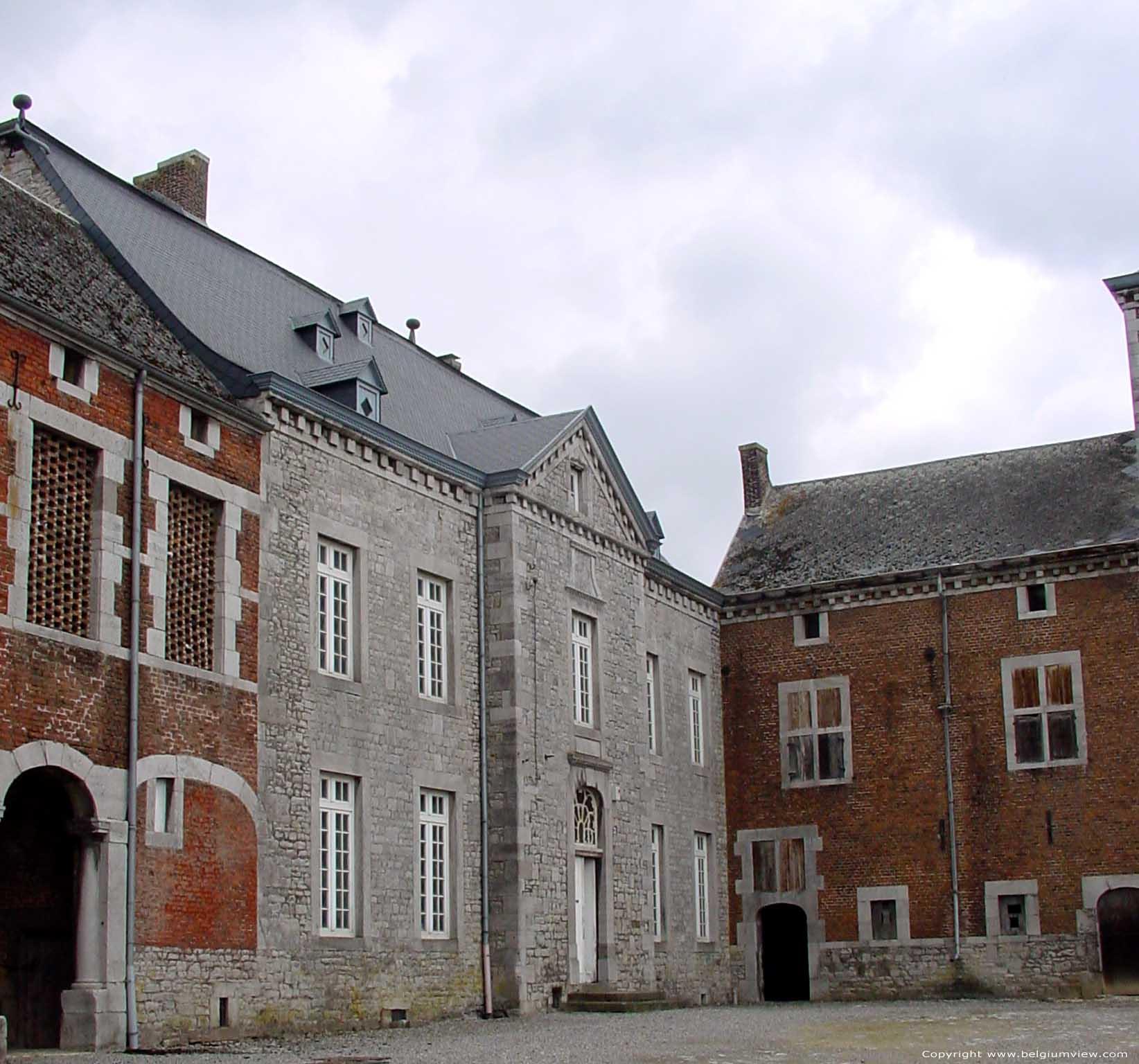 Château-Ferme D'Oultremont (Warnant-Dreye) VILLERS-LE
