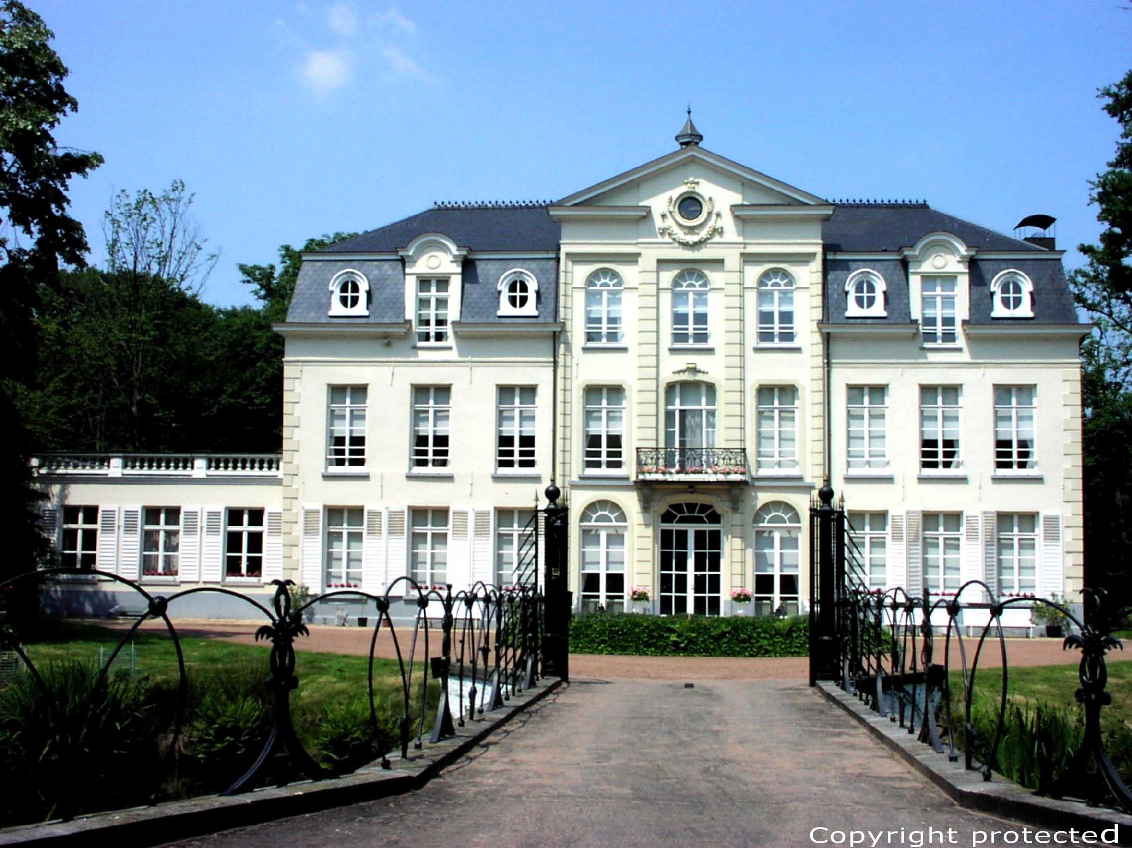 Lanier's Castle (in Saint-Joris) BEERNEM picture