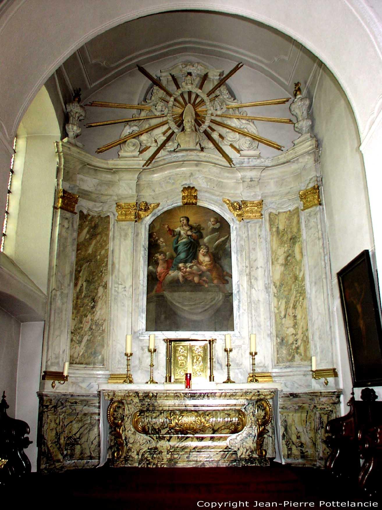 Kerk sint martinuskerk sint martens latem foto for Canape sint martens latem