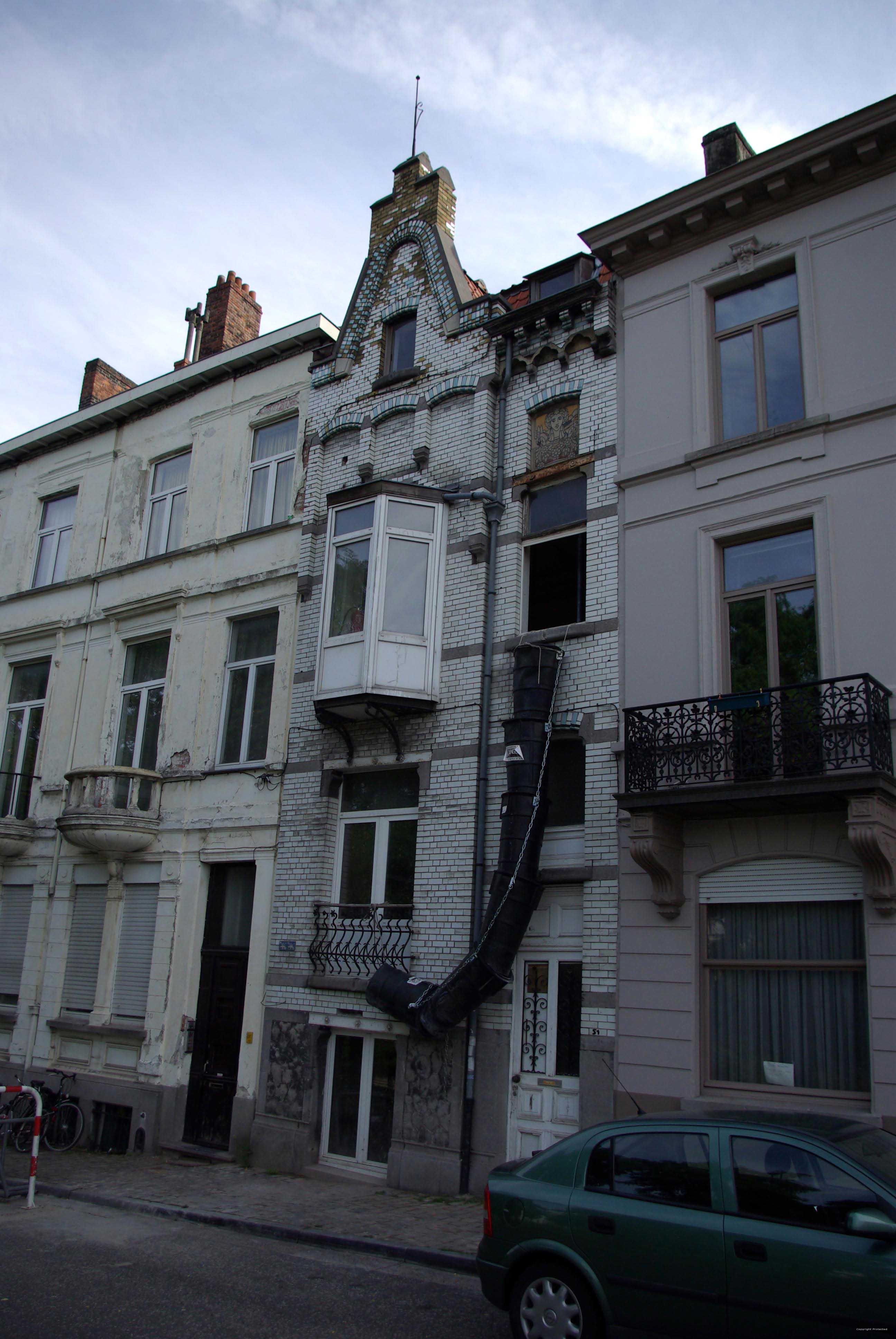 Huis in renovatie gent belgi - Huis renovatie ...